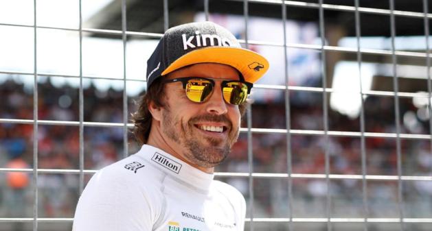 'Alonso is de Neymar van de F1, hij overdrijft graag'