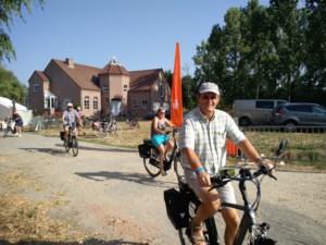 Hagelandse Gordel brengt ondanks hitte heel wat volk op de fiets