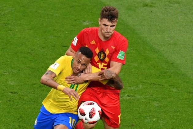 """Nederlaag tegen Rode Duivels kwam hard aan bij Neymar: """"Ik wilde geen bal meer zien"""""""