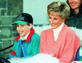 De lieve belofte die de jonge prins William zijn mama maakte toen Diana haar titel verloor