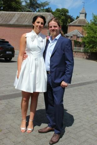 Valerie en Kenny in Hoeselt