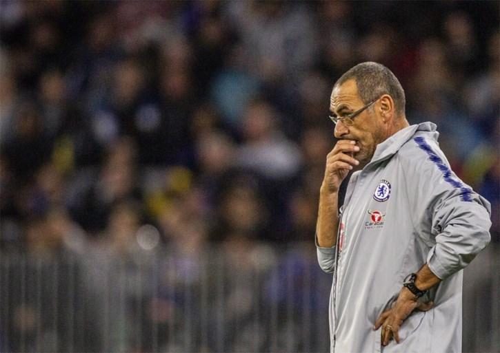 Chelsea wint eerste oefenpot onder nieuwe coach Sarri, Musonda krijgt speelminuten