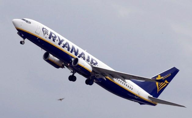 Staking Ryanair treft ruim 23.500 passagiers van en naar België