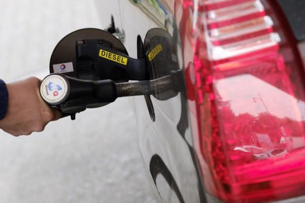 "België niet goedkoop voor dieselrijders: ""Enkel Italië is nog duurder"""