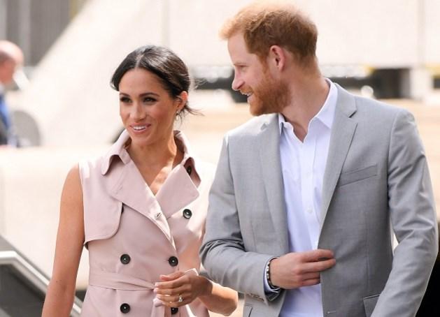 Queen geeft groot cadeau aan prins Harry en Meghan Markle