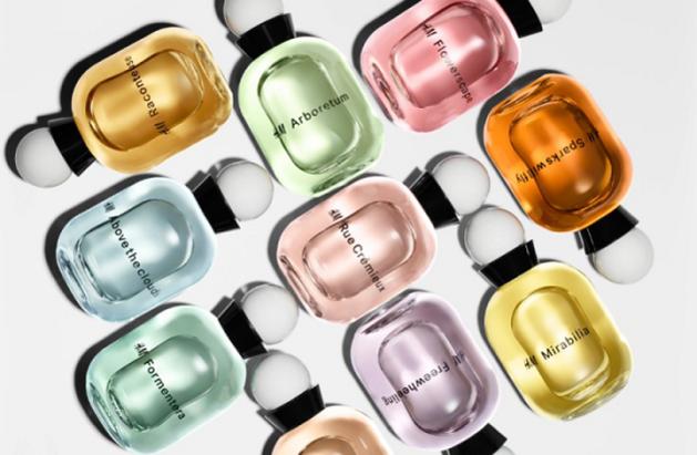 H&M brengt in één klap 25 parfums uit