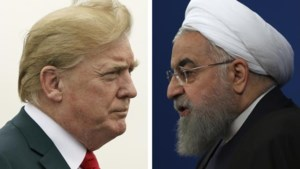 Trump tweet frustraties weg met uitval naar Iraanse president Rohani