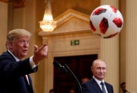 Inlichtingenbaas niet op de hoogte van wat Trump en Poetin elkaar vertelden