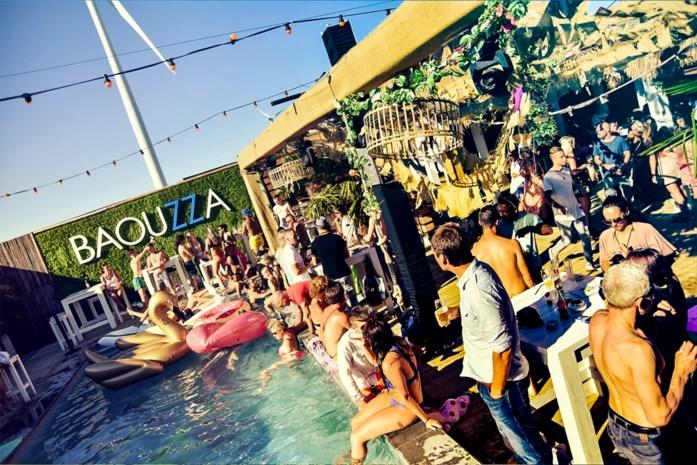 Baouzza brengt Ibiza, Cuba en BV's naar Bilzen