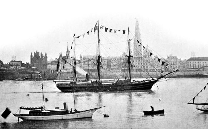 Hasselaar maakte exact 120 jaar geleden de gevaarlijkste reis uit onze geschiedenis