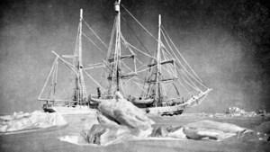Aan boord van de Belgica: geen comfortabele cruise, wel de eerste overwintering op de Zuidpool