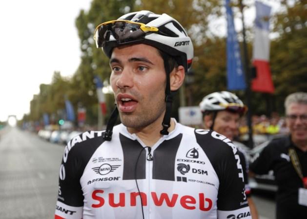 Tom Dumoulin wordt ook tweede in na-Tourcriterium van Boxmeer