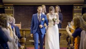 Lieve en Aljosja uit 'Blind Getrouwd' hebben groot nieuws