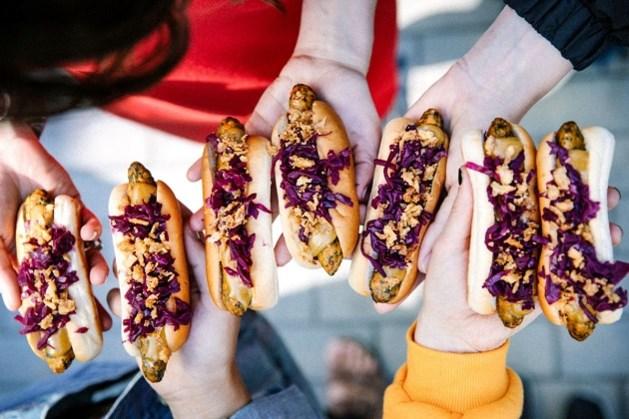 Vegetarische hotdog van Ikea nu ook in ons land verkrijgbaar