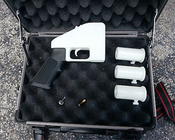 Amerikaanse rechtbank verbiedt publicatie van ontwerp van 3D-vuurwapens