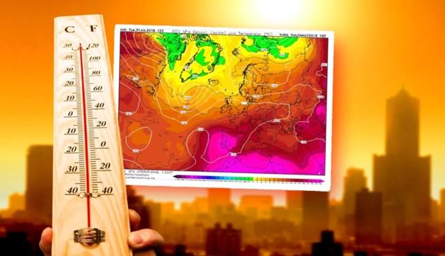 Spanje en Portugal kreunen pas echt onder de hitte: mogelijk tot 50 graden