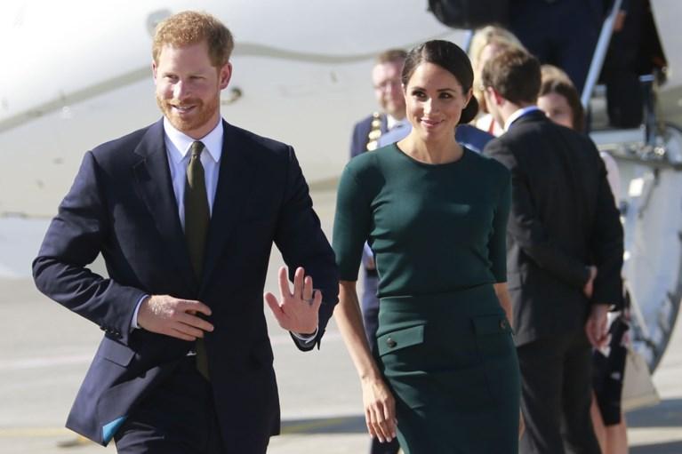 Dit zijn de vakantieplannen van prins Harry en Meghan Markle