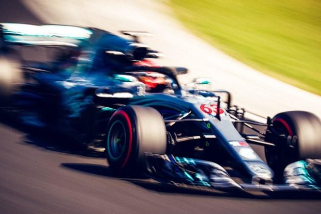 Baanrecord Hungaroring opnieuw verbroken tijdens F1-test