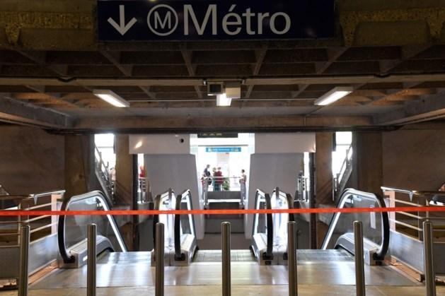 Honderden passagiers geëvacueerd uit metro in Parijs na storing