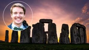Belangrijke ontdekking in onderzoek rond mysterieuze bouwers van Stonehenge, dankzij Belgische man
