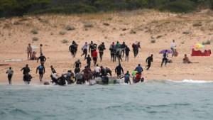 Spanje is nieuwe migrantenpoort