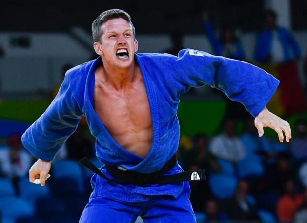 Judoka Dirk Van Tichelt voor de tweede keer vader
