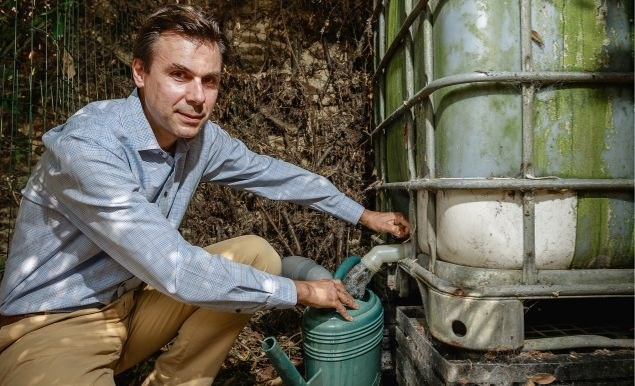 """Professor waterbouwkunde waarschuwt: """"Nee, we hebben echt niet genoeg water"""""""