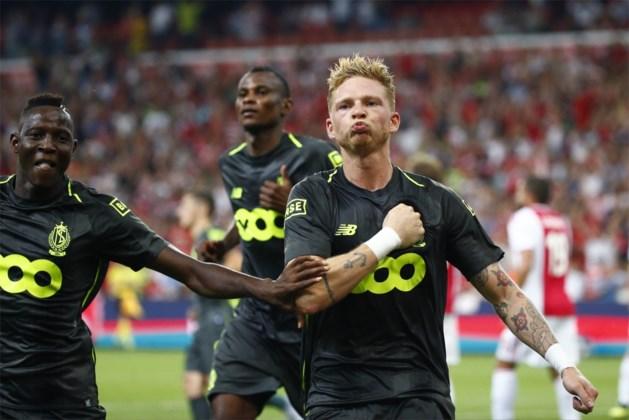 Standard vecht terug na 0-2 achterstand tegen Ajax: Champions League-droom nog niet over