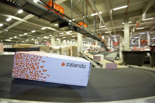 Zalando groeit fors, maar heeft probleem met te veel kleine bestellingen