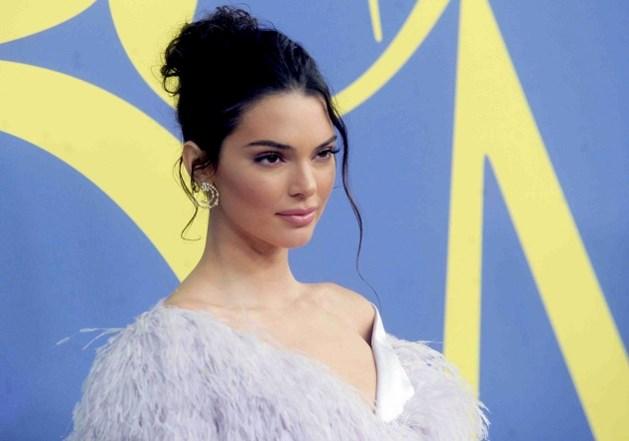 Kendall Jenner liep tijdje geen catwalks door angstaanvallen