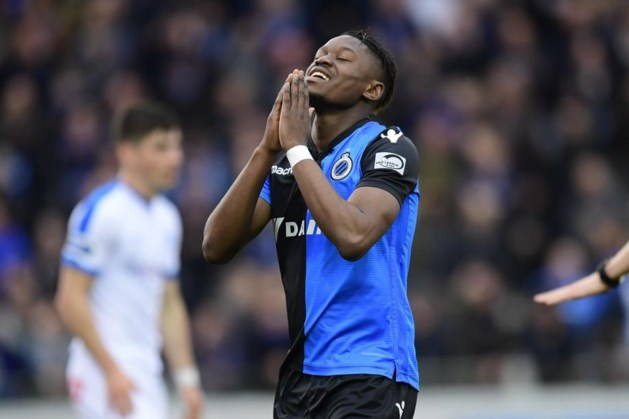 Club-speler Limbombe versiert dan toch transfer, maar riskeert fikse schadeclaim