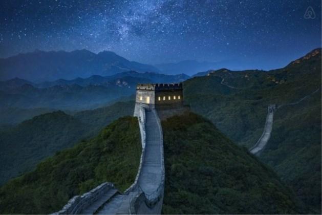 Sprookjesachtige Airbnb-overnachting op Chinese Muur gaat niet door