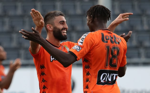 Jupiler Pro League - Kaveh Rezaei tekent bij tot 2022 bij Charleroi