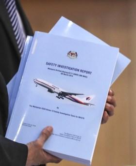 """Frankrijk wil onderzoek naar vermiste MH370 heropenen """"want Maleisisch rapport verbergt de waarheid"""""""