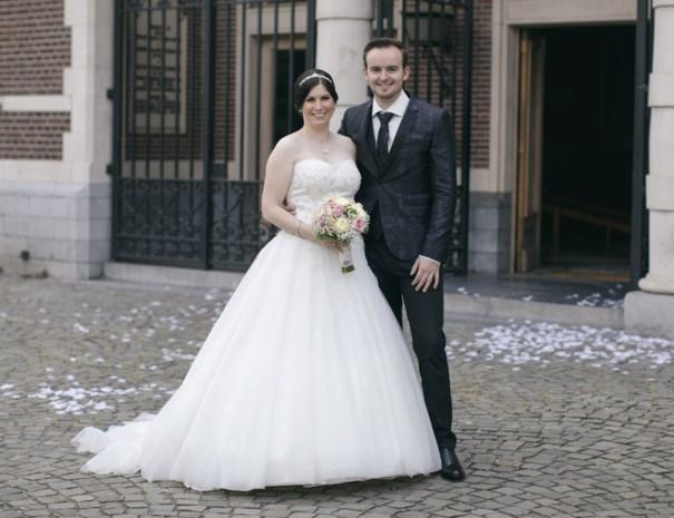 Tatjana en Steven in Maasmechelen