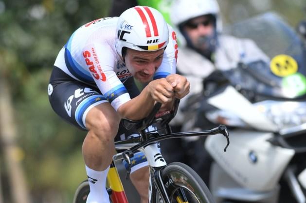 """Victor Campenaerts fietst morgen naar 'zijn' Antwerpen: """"Eigen fandorp met mijn eigen wijn"""""""