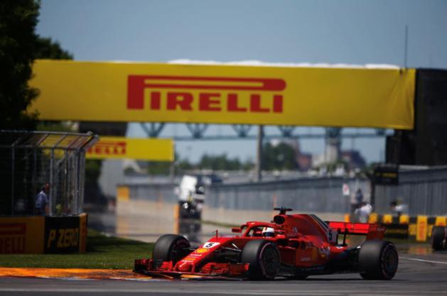 """""""Pirelli is klaar voor een bandenoorlog in de F1"""""""