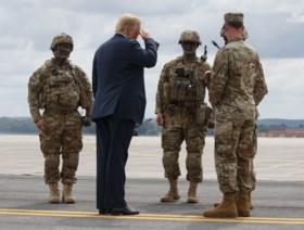 Trump keurt defensiebudget van 716 miljard dollar goed