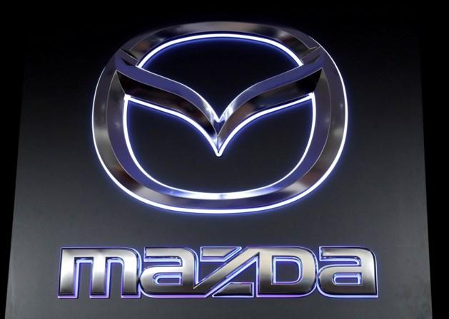 Mazda roept wereldwijd meer dan 100.000 wagens terug
