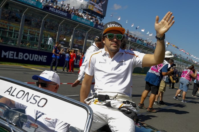 Fernando Alonso stapt uit de F1. Maar nog geen garanties voor Vandoorne