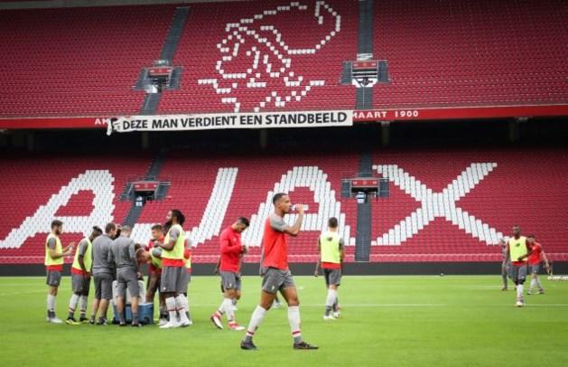 HERBELEEF. Boeken toe voor Standard na sublieme goal van Ajax