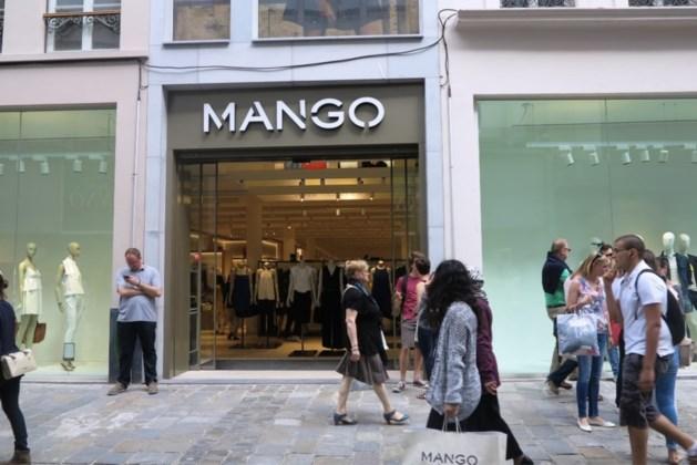 Spaanse modeketen Mango staat miljoenen in het rood