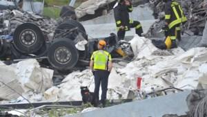 Parket vreest voor nog eens tien tot twintig vermisten onder puin van ingestorte brug in Genua