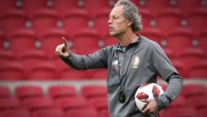 'Dode club' of verrijzenis: Michel Preud'homme wil Europese kater doorspoelen op Daknam