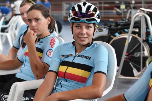WK baanwielrennen junioren: Van Den Bossche wordt achtste in omnium, brons voor Bossuyt