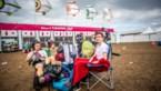 IN BEELD. Festivalgangers verlaten Pukkelpopcamping