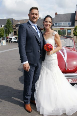 Lenneke en Peter in Overpelt