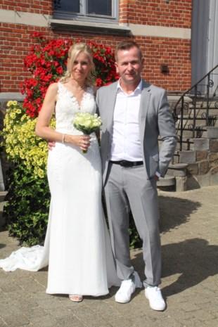 Ingrid en Eric in Lummen