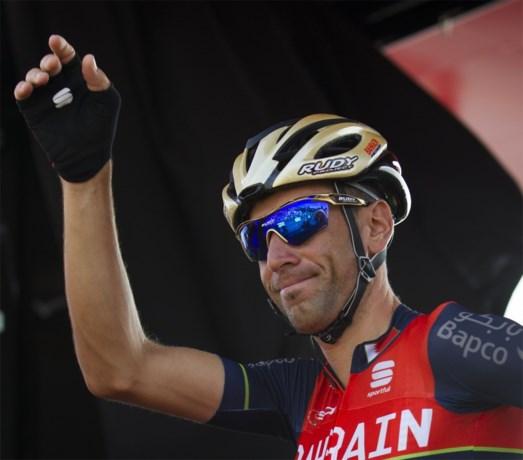 Nibali krijgt rugnummer 1 in Vuelta, Italiaan gaat niet voor klassement