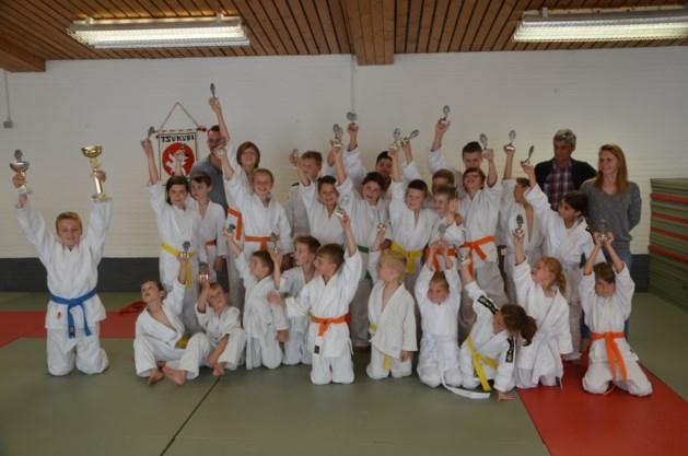 Start van nieuwe judoseizoen bij Tsukuri Veldwezelt